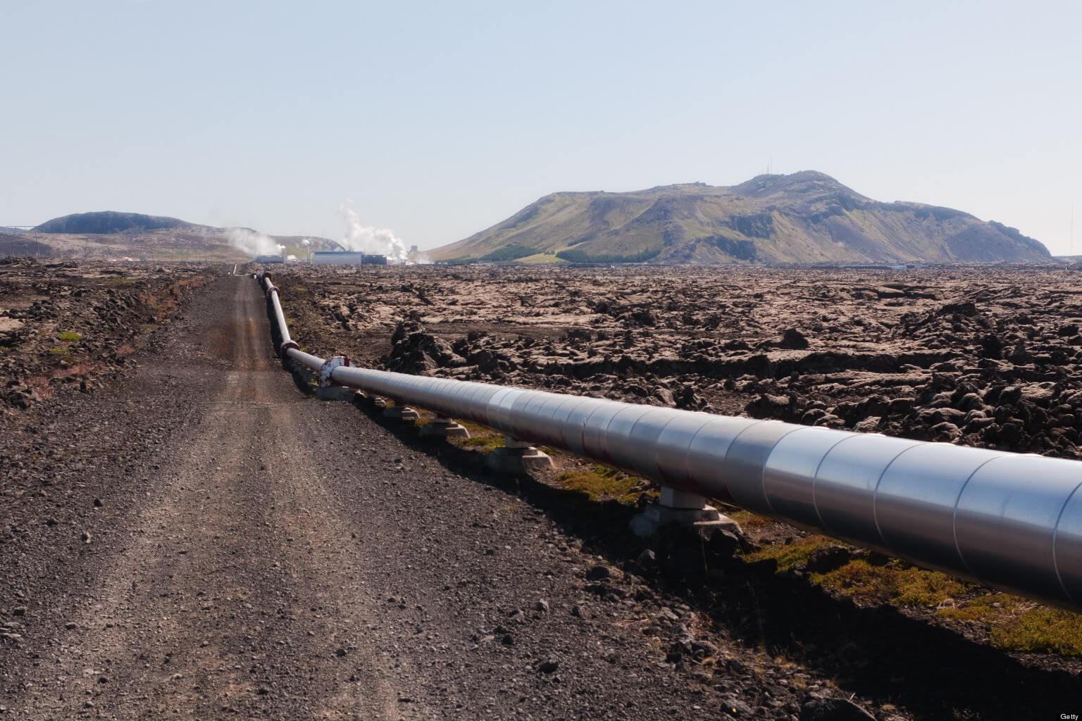 oil field-drone-inspection-fir camera