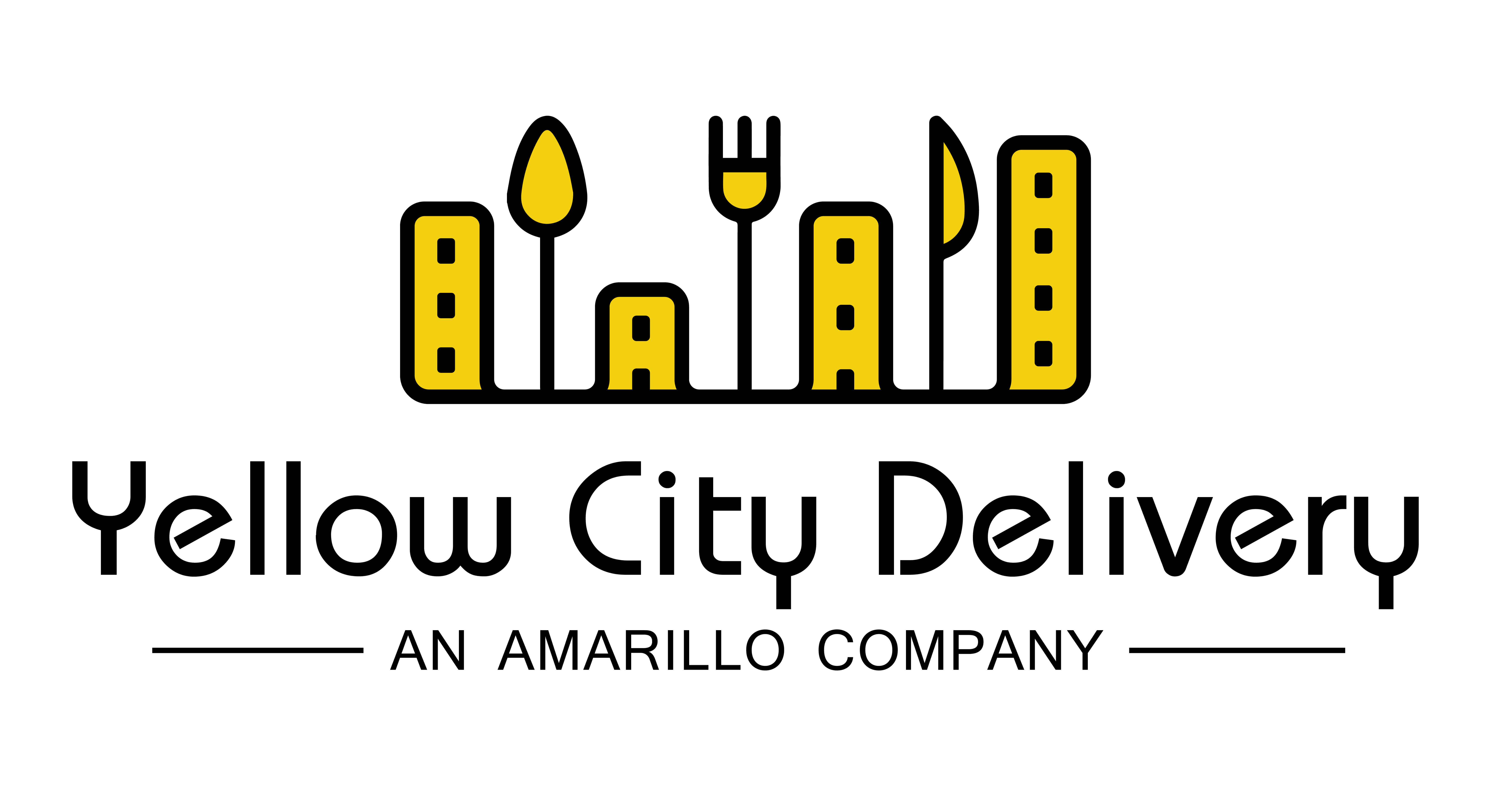 Food-delivery-Amarillo-Texas-Yellow City Delivery
